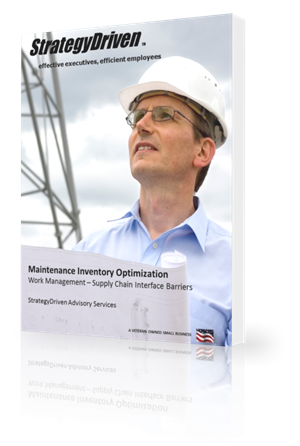 StrategyDriven Maintenance Inventory Optimization Whitepaper