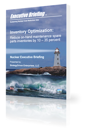 Executive Briefing Sustaining Nuclear Cost Reduction Idea