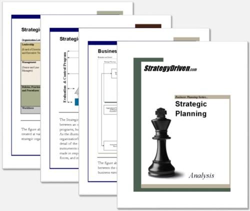 StrategyDriven Advisory Services - Strategic Analysis