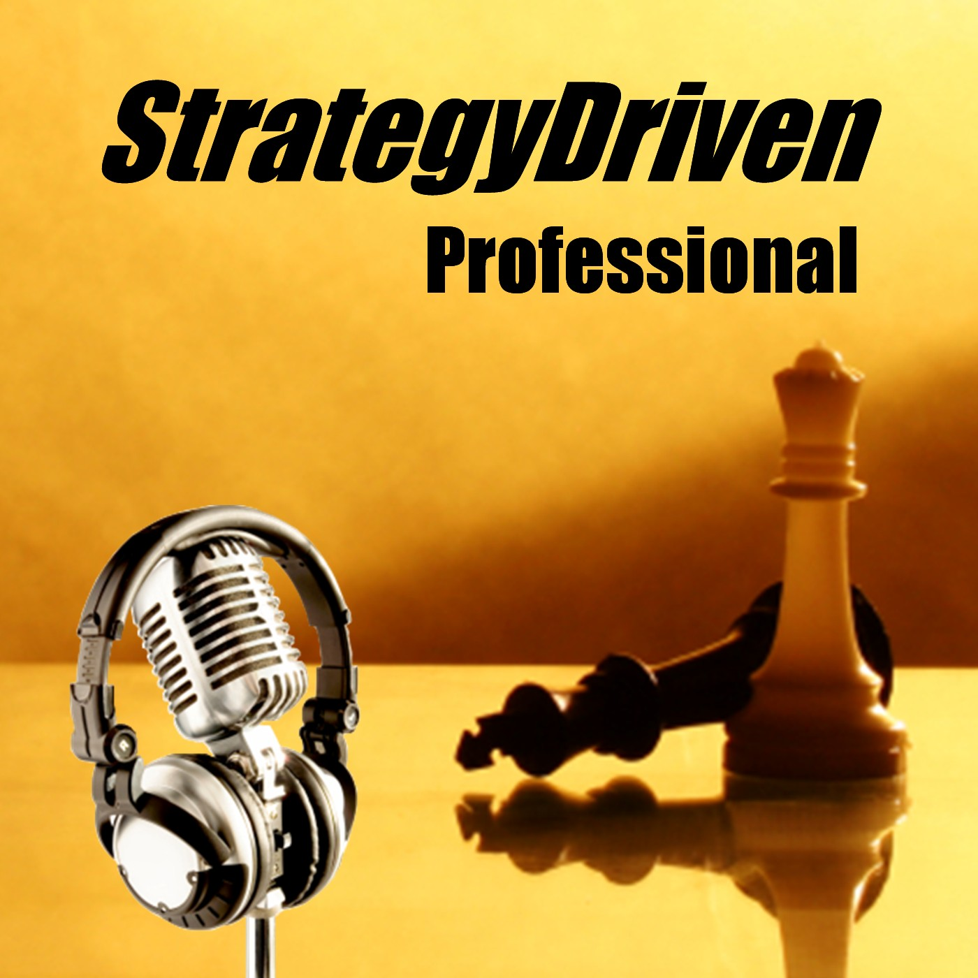 StrategyDriven Professional Podcast