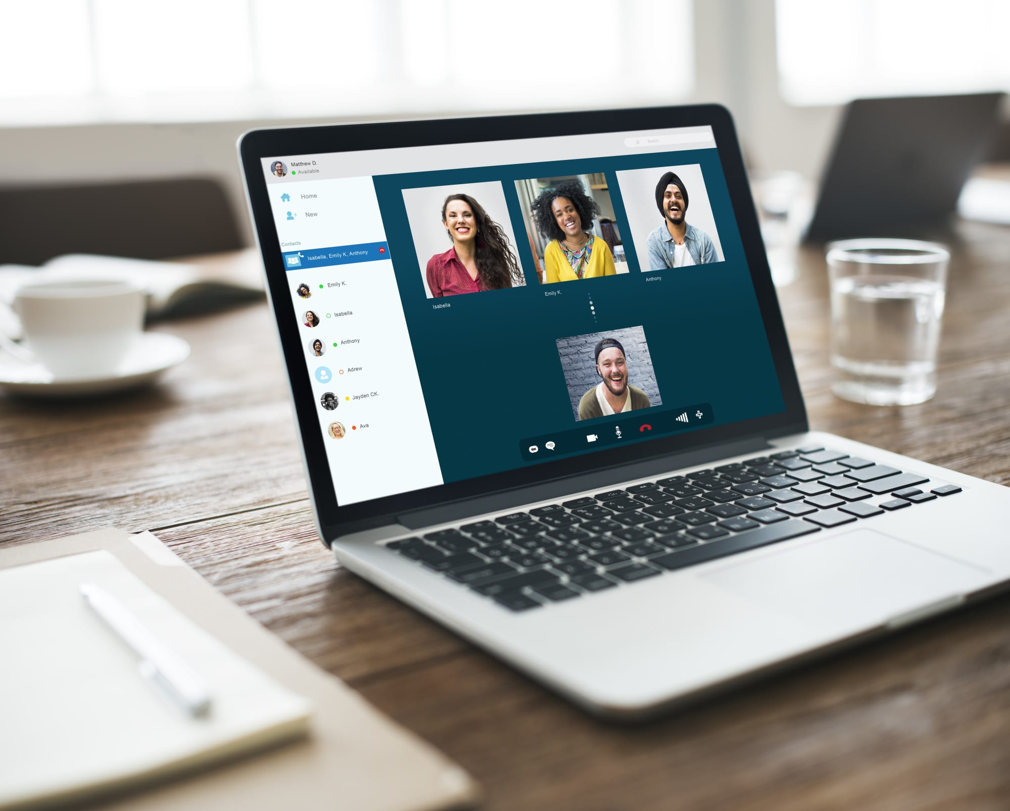 StrategyDriven Practices For Professionals Article   6 Tips for Setting up Conference Call Using Video