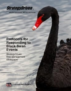 StrategyDriven's Protocols for Responding to Black Swan Events