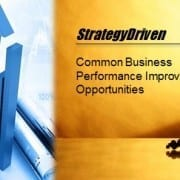 StrategyDriven's Maximizing the Value of Business Performance Assessments video training series