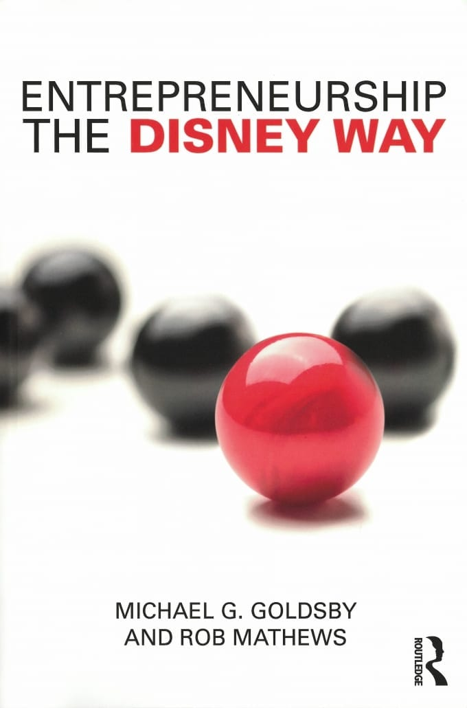 StrategyDriven Entrepreneurship Article | Entrepreneurship the Disney Way | How to Go From Disruptor to Industry Leader: 5 Ways Disney and the UFC Think Alike