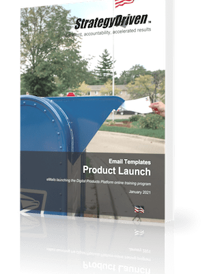 StrategyDriven Marketing and Sales Template | StrategyDriven's Product Launch eMail Templates