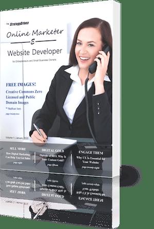 StrategyDriven Online Marketer & Website Developer eMagazine