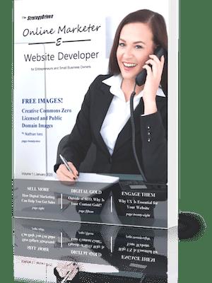 StrategyDriven Online Marketer & Website Developer Magazine - Volume 1, January 2020