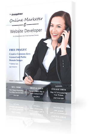 StrategyDriven Online Marketer & Website Developer Magazine - Volume 1, January 2020