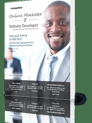 StrategyDriven Online Marketer & Website Developer - Volume 2, February 2021