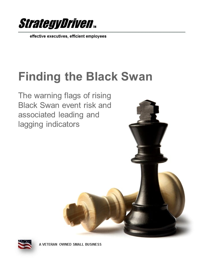 Finding the Black Swan