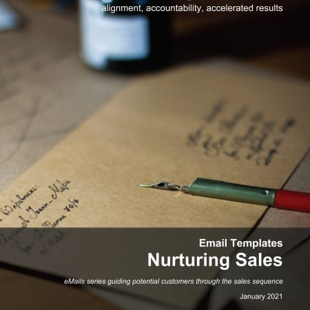 StrategyDriven Marketing and Sales Templates | StrategyDriven's Nurturing Sales Email Templates